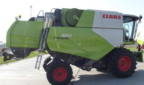 Claas Tucano 320,sl.3
